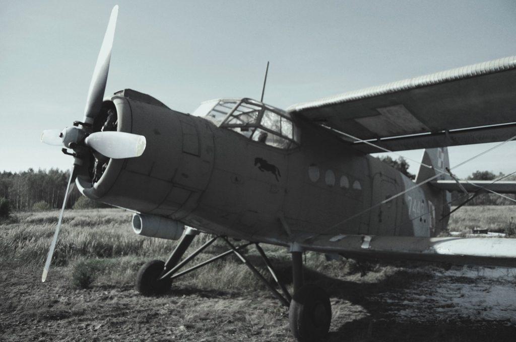 historia portu lotniczego w Bydgoszczy