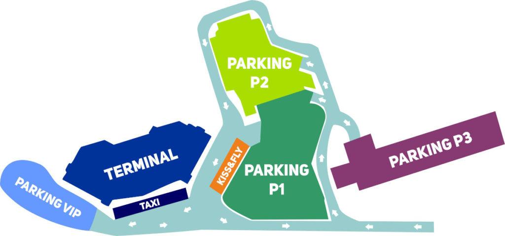 parking mapa